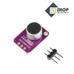 Cảm biến âm thanh Microphone Amplifier MAX4466