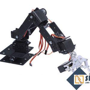 Cánh tay robot 6 bậc tự do ( 6 DOF ROBOT ARM )