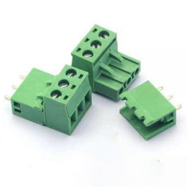 Domino thẳng 2EDG 3.81mm 2P, 3P,4P
