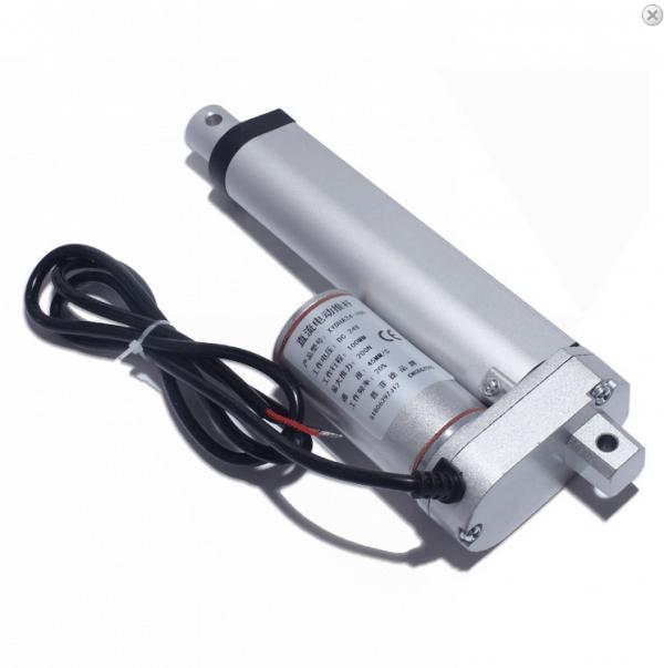 Xi Lanh Điện 12V hành trình 250mm-10mm/s