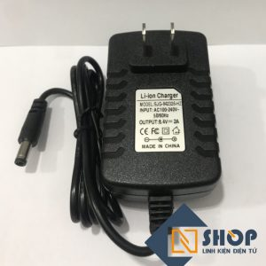 Adapter Sạc Pin 2S 8.4V 2A