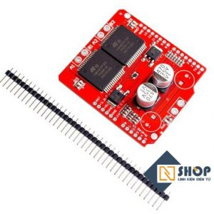 Arduino Motor Shield VNH2SP30