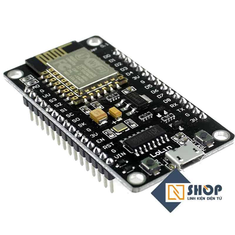 Arduino NodeMcu Lua WIFI V3 CH340