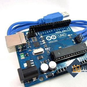 Arduino UNO R3 DIP (kèm cáp)