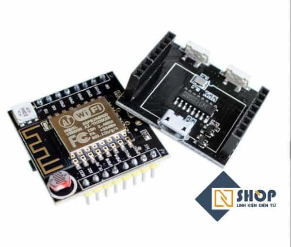 Kit RF Thu Phát Wifi ESP8266 ESP-12