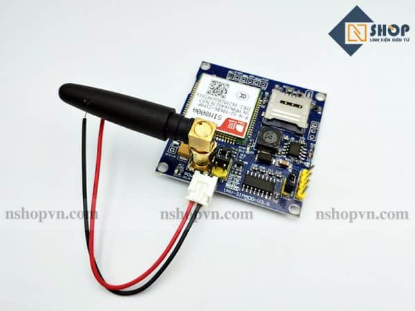Mạch GSM GPRS Sim800A (SIM900A Update)