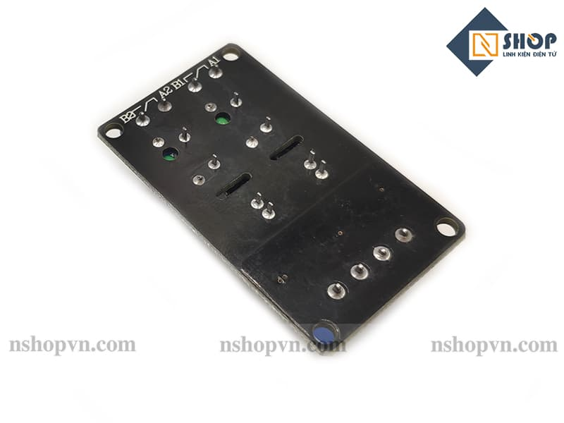 Module 2 Relay Rắn SSR 5VDC