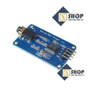 Module Serial MP3 Music Player UART TTL