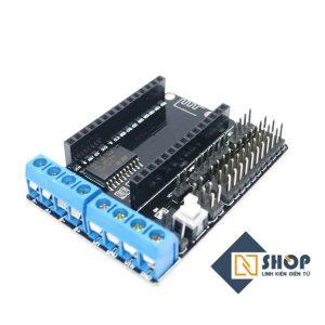 NodeMCU Lua ESP8266 Motor Shield L293D