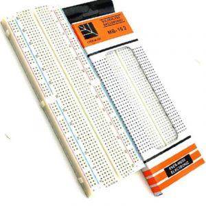 Test board, bread board 165x54mm 830 lỗ
