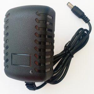 Adapter Sạc 12.6V 2A có đèn báo đầy