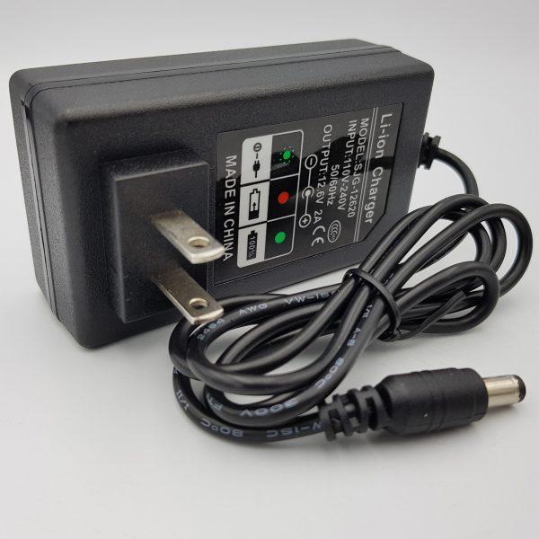 Adapter Sạc Pin 3S 12.6V 2A