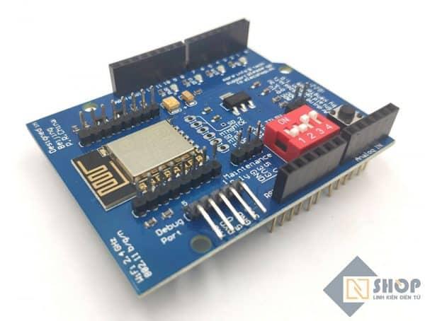 Arduino ESP8266 Wifi Shield