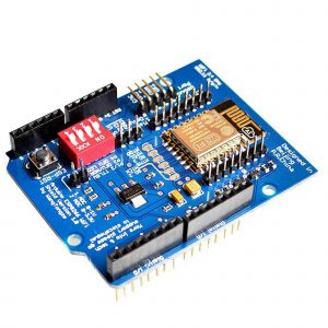 Arduino ESP8266 Wifi Shield