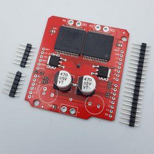 Arduino Motor Shield VNH2SP30 điều khiển 2 động cơ 30A