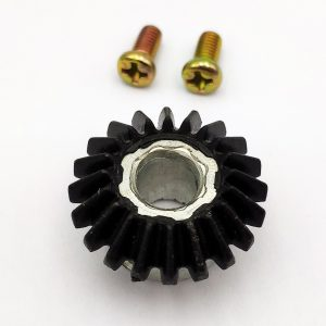 Bánh răng côn trục 8mm