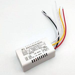 Bộ cảm biến chuyển động, Ánh sáng bật tắt thiết bị 220V
