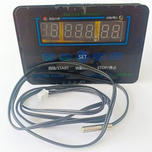 Bộ cảm biến nhiệt độ Relay chỉnh mức XHW1411 220VAC