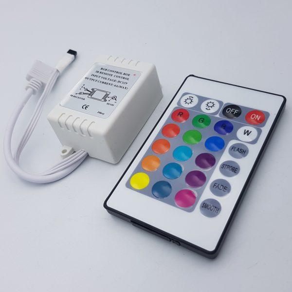 Bộ điều khiển LED RGB