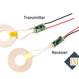 Bộ mạch sạc không dây 5V2A