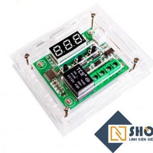 Bộ vỏ mica cho cảm biến nhiệt độ relay chỉnh mức XH-W120