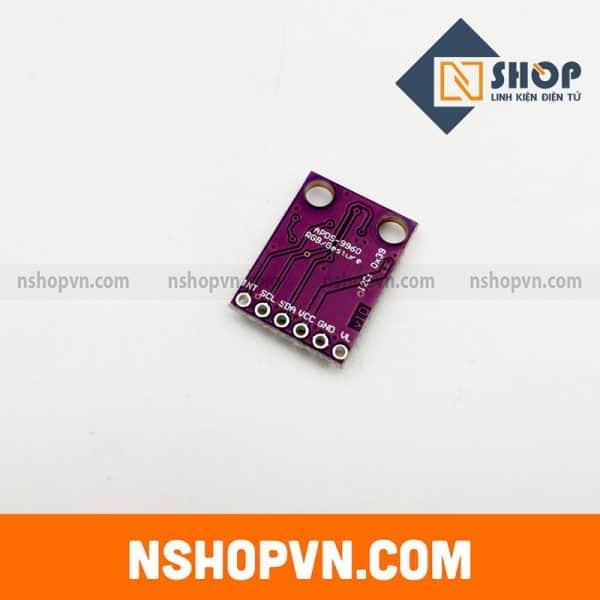 Cảm Biến Hướng Chuyển Động Hồng Ngoại RGB Gesture APDS-9960