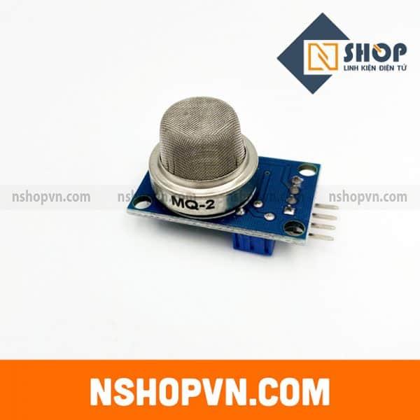 Cảm Biến Khí Gas (LPG/CO/CH4) MQ-2