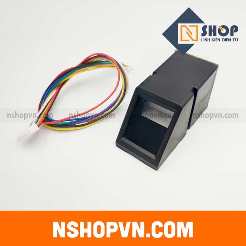 Cảm biến nhận dạng vân tay AS608 (mạch cảm biến vân tay)