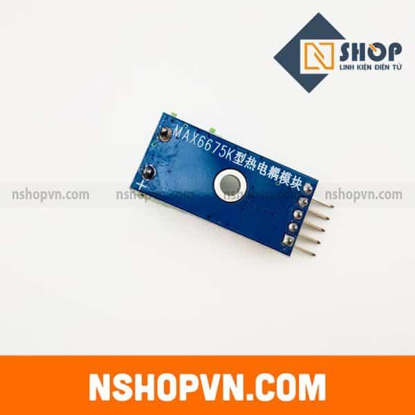 Cảm biến nhiệt Thermocouple MAX6675 K-type