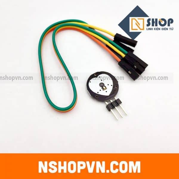 Cảm Biến Nhịp Tim Pulse Sensor
