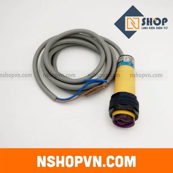 Cảm biến vật cản hồng ngoại E3F DS30Y1 2 dây 200VAC