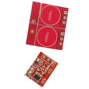 Cảm Ứng 1 Chạm Điện Dung TTP223B Mini
