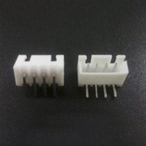 Đầu connector 4P cái 2.54mm