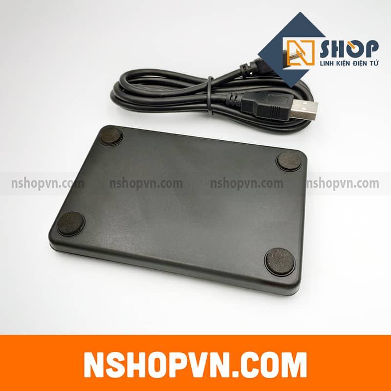 Đầu đọc thẻ RFID 125Khz USB