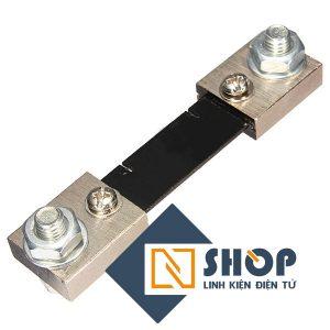Điện Trở Shunt 100A 75mV
