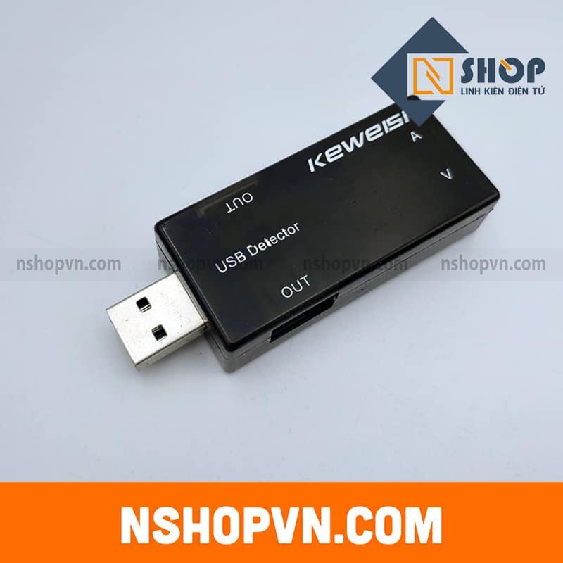 Đo Dòng Áp USB Tester V2