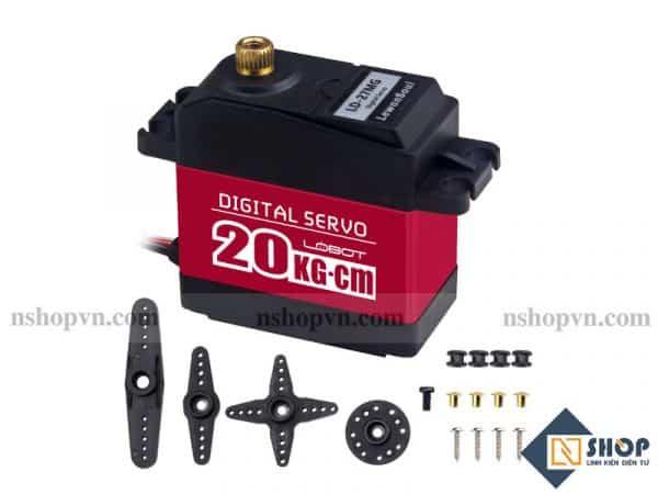 Động cơ Digital RC Servo LD-27MG
