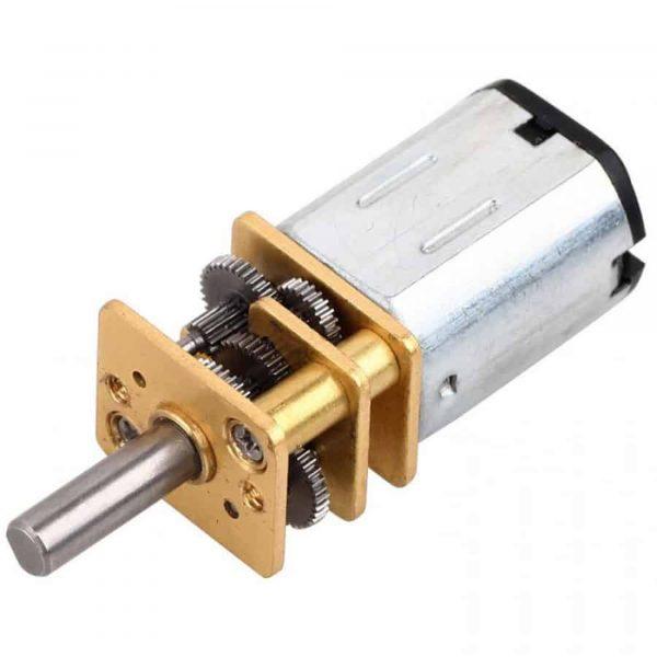 Động cơ giảm tốc GA12-N20 200 rpm