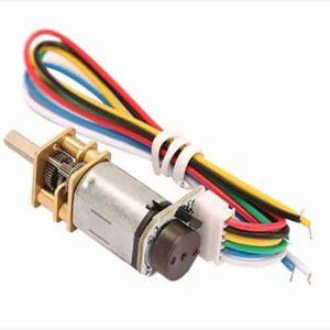 Động cơ giảm tốc GA12-N20 có Encoder 300 rpm
