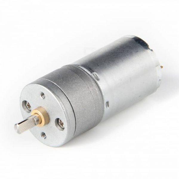 Động cơ giảm tốc GA25 370 12V 620 rpm