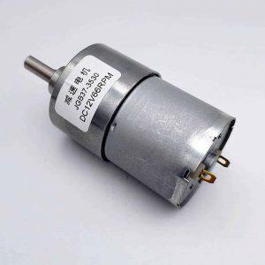 Động cơ giảm tốc JGB37-3530 12V 66rpm