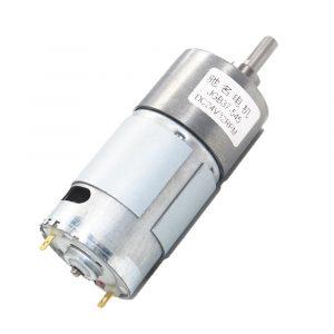 Động cơ giảm tốc JGB37-545 12V 200rpm