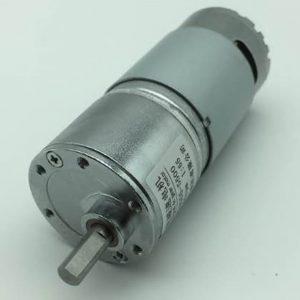 Động cơ giảm tốc JGB37-555 tốc độ 60 rpm