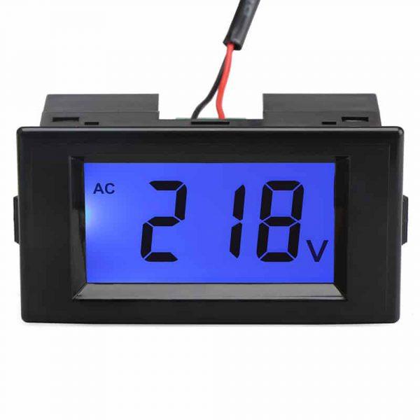 Đồng hồ đo áp AC 80-500V