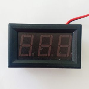 Đồng hồ đo áp DC 2 dây 120VDC ( Đỏ )