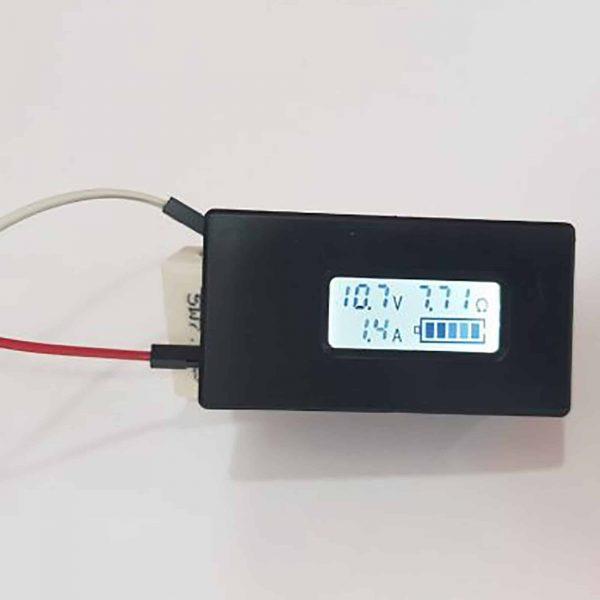 Đồng hồ đo điện trở tải, điện áp, dòng điện 10A