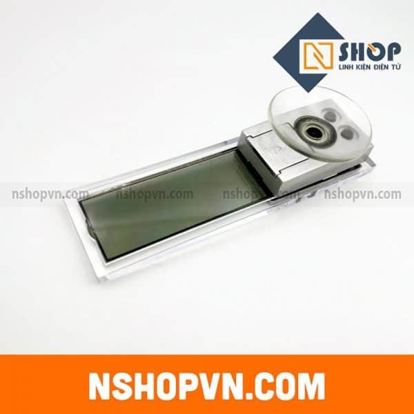 Đồng hồ đo nhiệt độ gắn kính