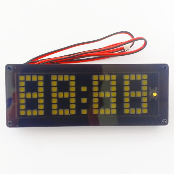 Đồng hồ thời gian, nhiệt độ, điện áp