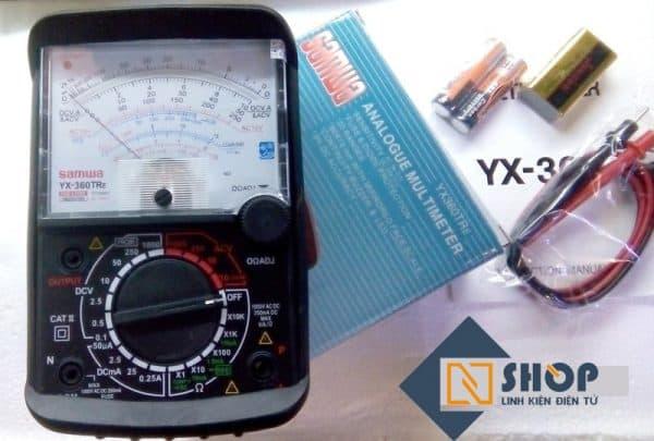 Đồng hồ VOM YX-360TRe