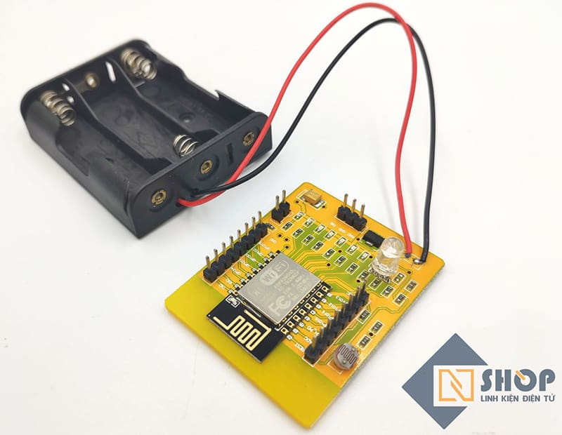 Kit RF Thu Phát Wifi ESP8266 V12